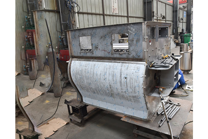 Double shaft mixer machine (4)