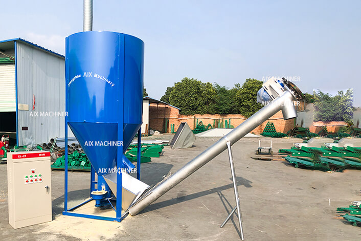 Mixer machine (1)