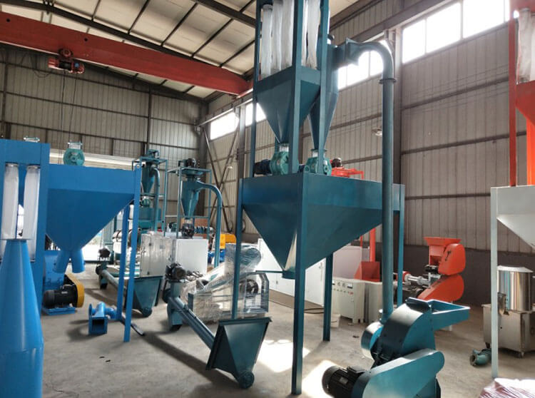 Fish Feed Production Line (1)