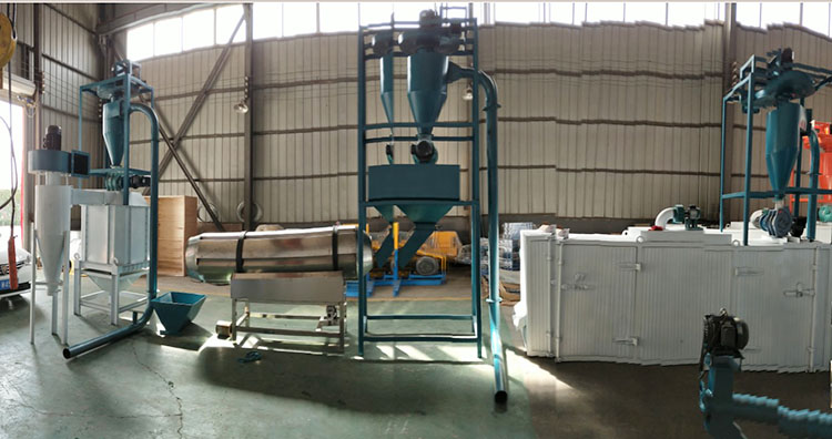 Fish Feed Production Line (2)